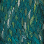Encore Mega Colorspun: Green Mix (7170)