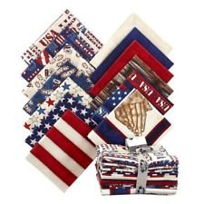 American Honor Fat Quarter Panel Pack