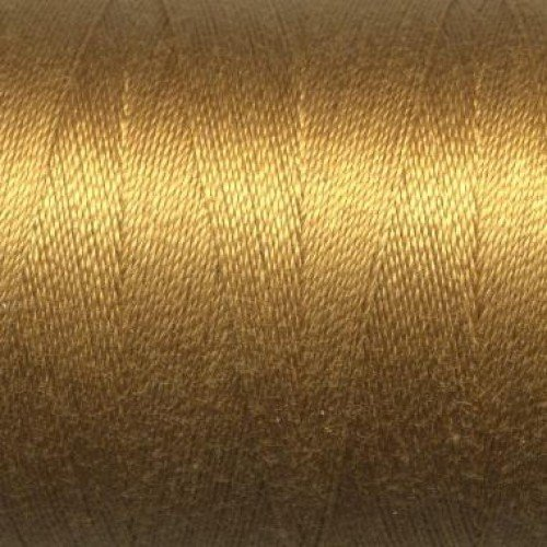 Aurifil Cotton Mako Thread 50wt 1300m: Brass 2975