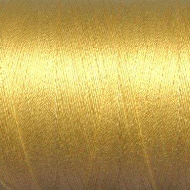 Aurifil Cotton Mako Thread 50wt 1300m: Pale Yellow 1135