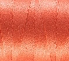 Aurifil Cotton Mako Thread 50wt 1300m: Salmon 2225