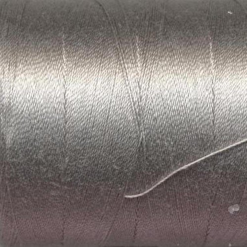 Aurifil Cotton Mako Thread 50wt: Stainless Steel 2620