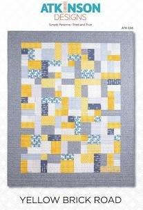 Atkinson Designs- Yellow Brick Road