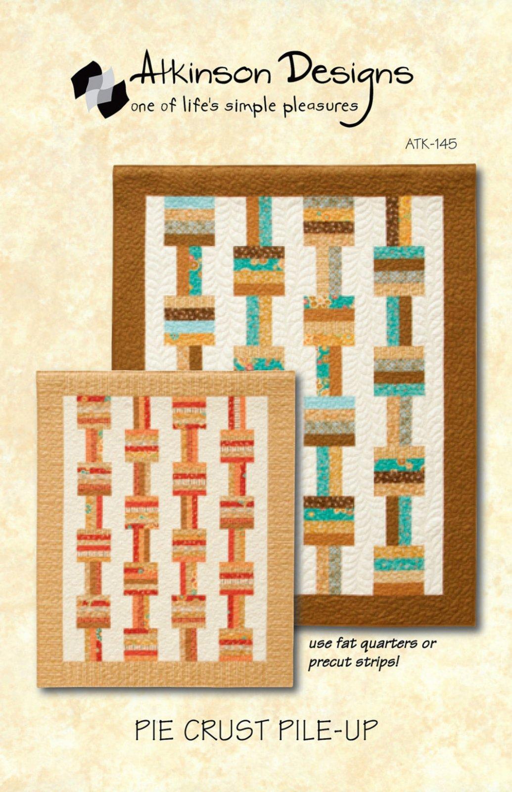 Atkinson Designs- Pie Crust Pile - Up