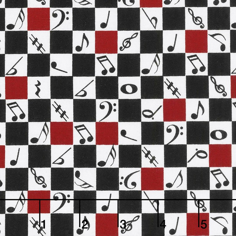 8772-88 , Musicality by Blank Quilting