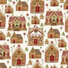 Hoffman Santa`s Sweets Gingerbread House