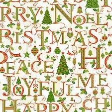 Hoffman Santa`s Sweets  Natural Words