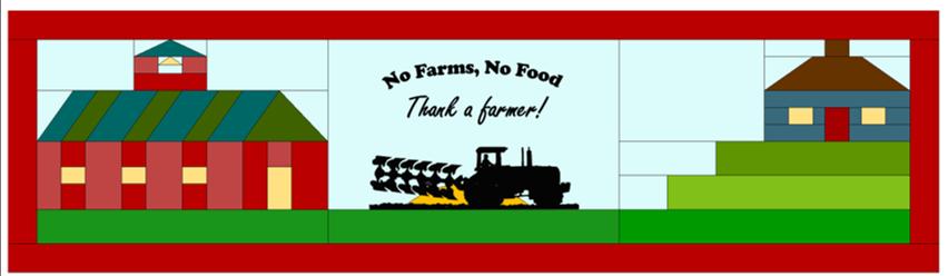 2019 Row by Row: Taste the Experience - Thank A Farmer