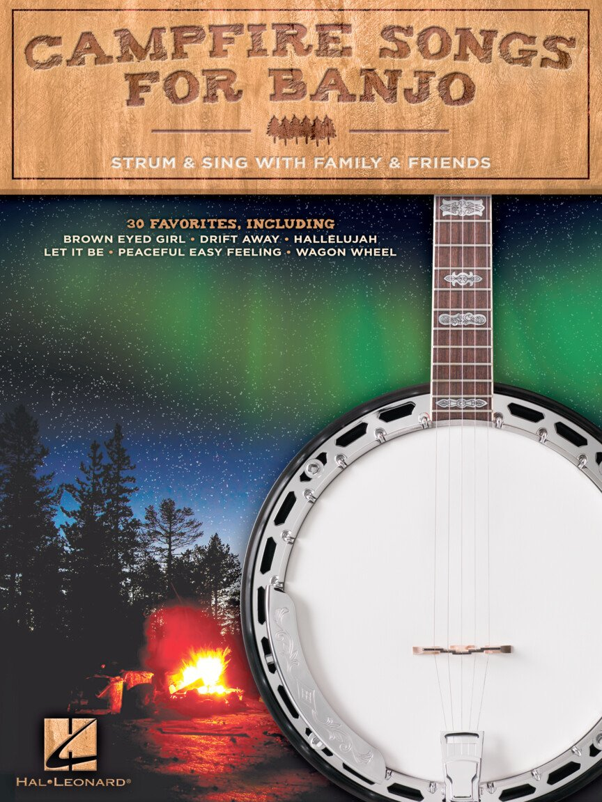 Campfire Songs For Banjo