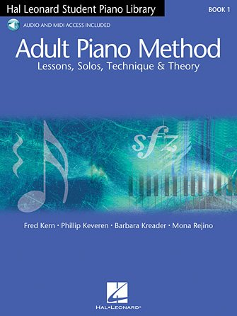 Hal Leonard Adult Piano Method Book 1