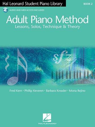 Hal Leonard Adult Piano Method Book 2