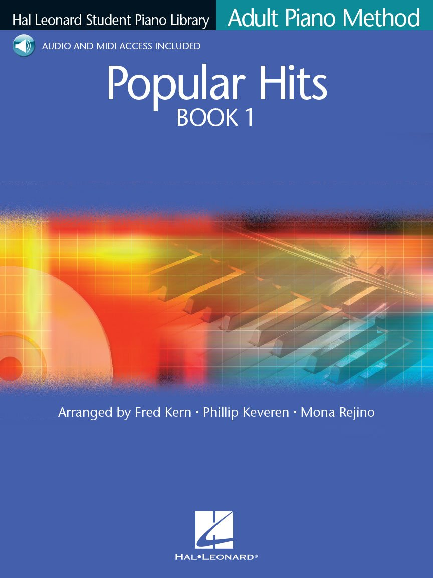 HL Adult Piano Popular Hits 1