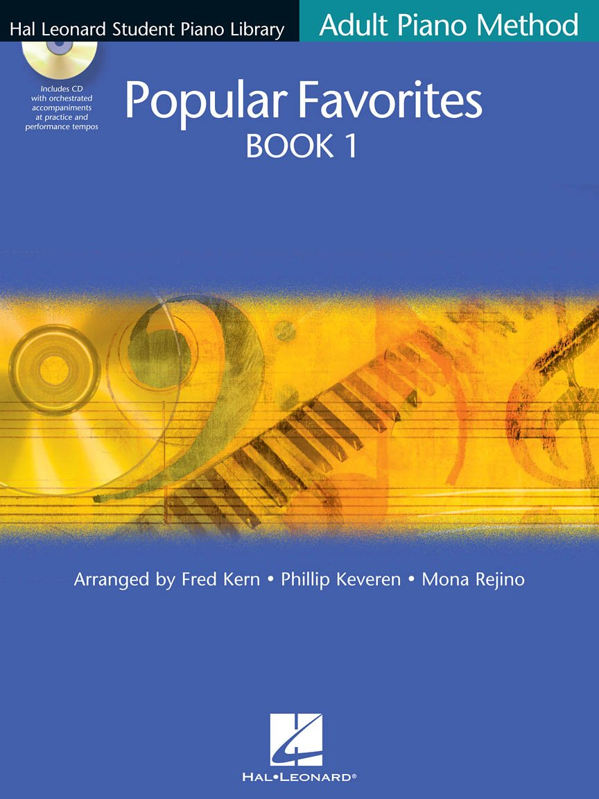 HL Popular Favorites Book 1