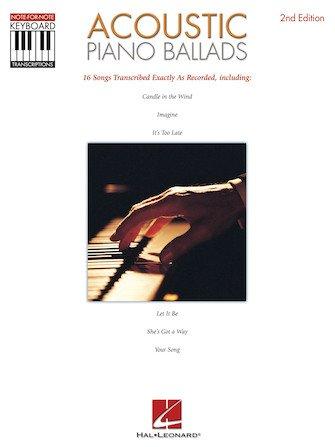 Acoustic Piano Ballads