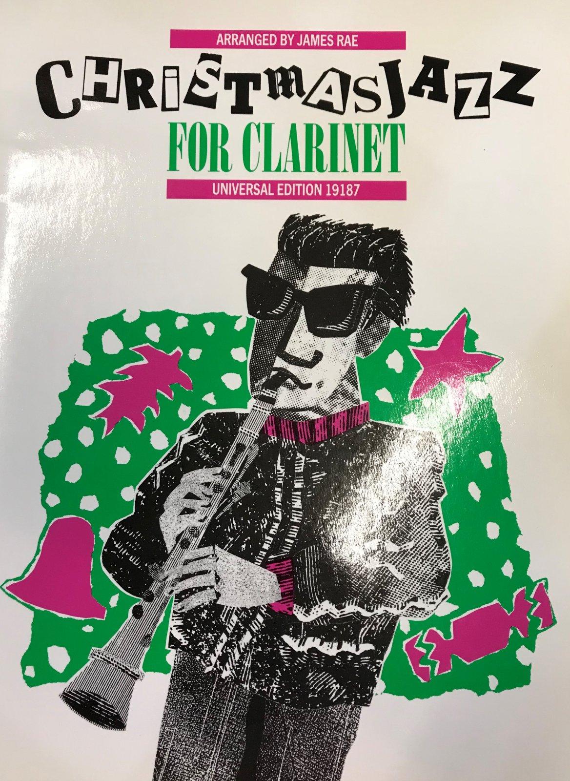 Christmas Jazz - Clarinet