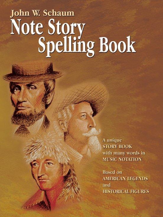 Schaum Note Story Spelling