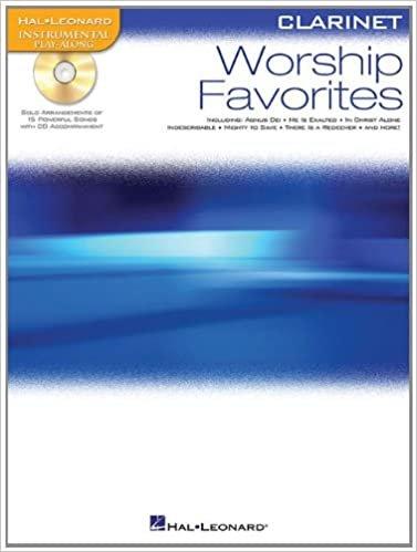Worship Favorites - Clarinet