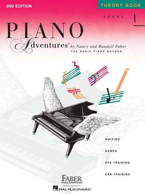 Piano Adventures - Theory Book 1