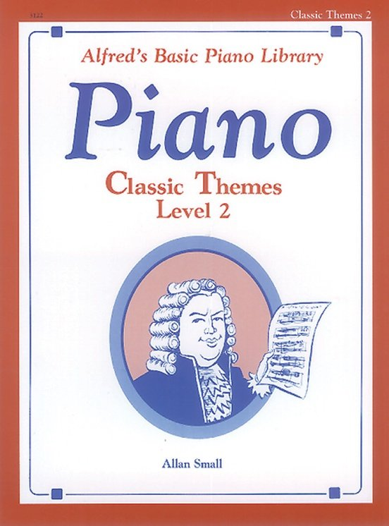 Alfred's Basic Piano Library: Classic Themes Level 2