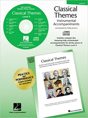 Classical Themes Level 4 Instrumental Accomp