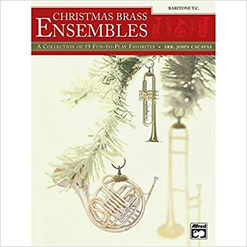 Christmas Brass Ensembles - Baritone T.C.