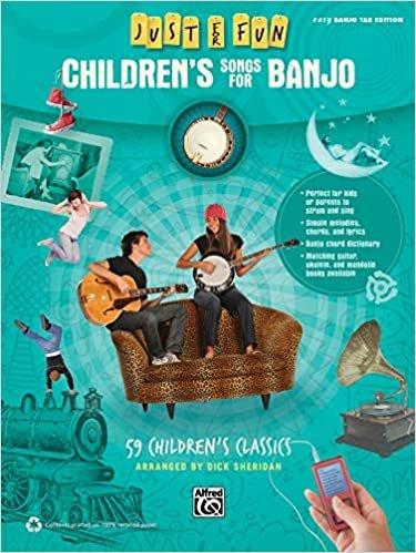 Children's Songs for Banjo