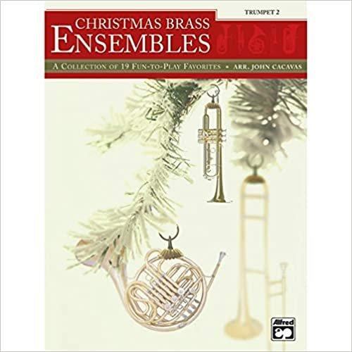 Christmas Brass Ensembles - Tpt 2
