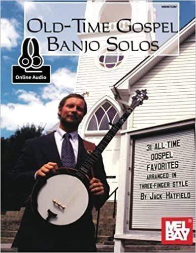 Old Time Gospel Banjo Solos