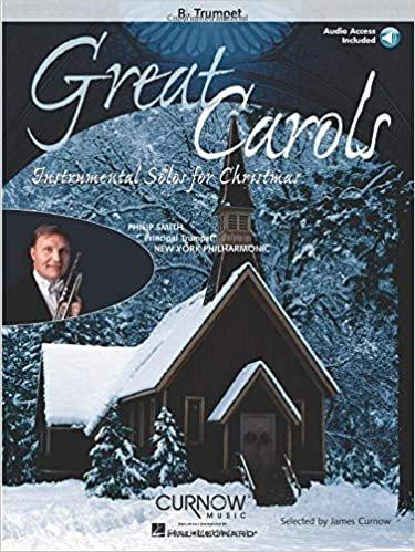 Great Carols - Tpt w/CD
