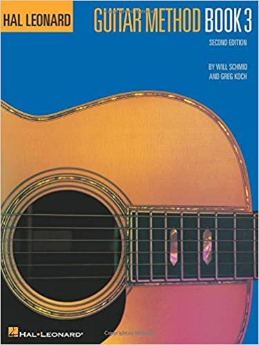 HL Guitar Method Book 3 (book only)