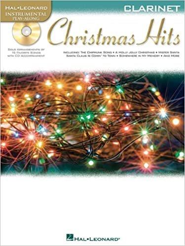 Christmas Hits - Clarinet