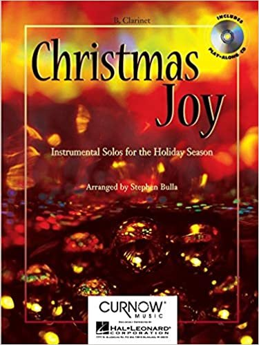 Christmas Joy - Clarinet w/CD