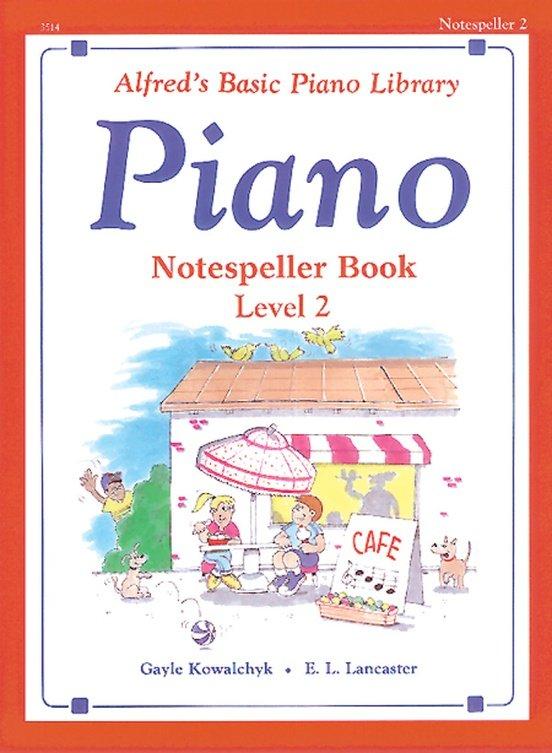 Alfred's Basic Piano Notespeller Level 2