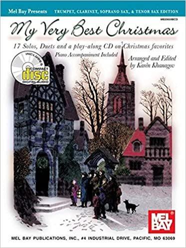 My Very Best Christmas - Bb Instr. Edition