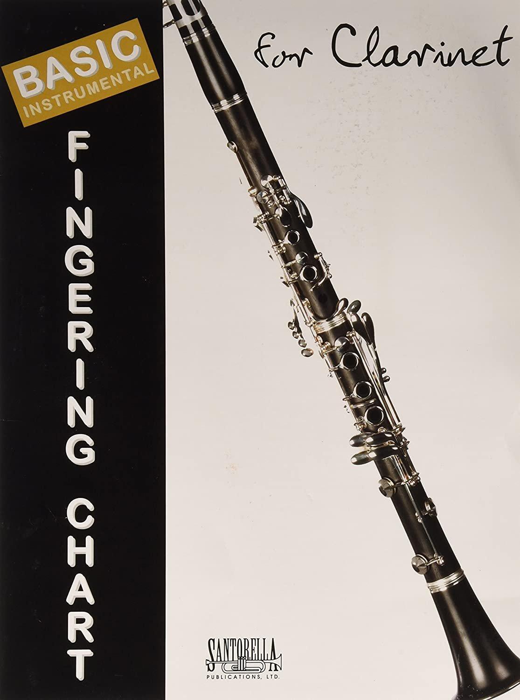 Basic Fingering Chart - Clarinet