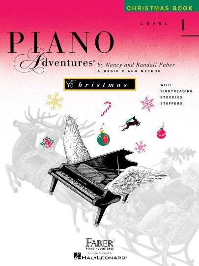 Piano Adventures - Christmas Level 1