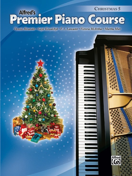 Alfred's Premier Piano Course, Christmas 5