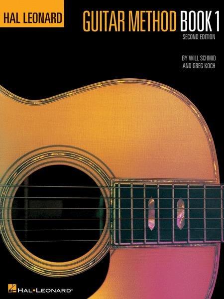 HL Guitar Method Book 1