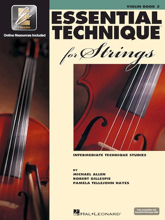 Essential Technique Vln Book 3