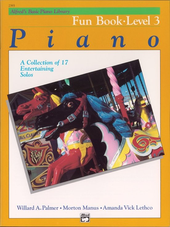 Alfred's Basic Piano Library: Fun Level 3