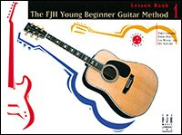 FJH Young Beginner Guitar Method Book 1