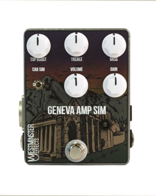WE-GAS Geneva Amp Sim