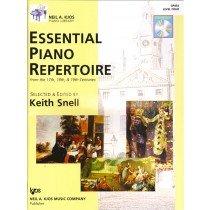 Essential Piano Repertoire - Level Four