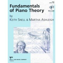 Fundamentals of Piano Theory, Level 2