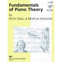 Fundamentals of Piano Theory, Level 4
