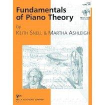 Fundamentals of Piano Theory, Level 6