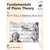 Fundamentals of Piano Theory, Level 8
