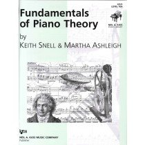Fundamentals of Piano Theory, Level 10
