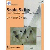 Scale Skills, Level 6