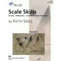 Scale Skills, Level 10